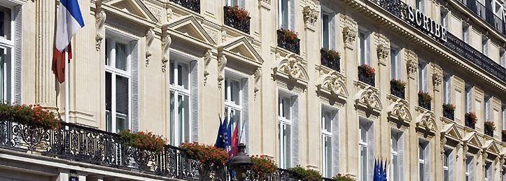 Restaurants Near Hotel Scribe Paris