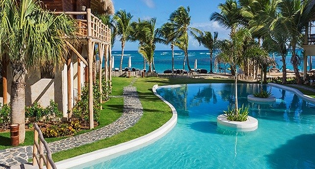 Here On The Striking Northeast Coast Of Dominican Republic You Are Welcomed To An All Suite Oasis Cane Thatched Sanctuaries