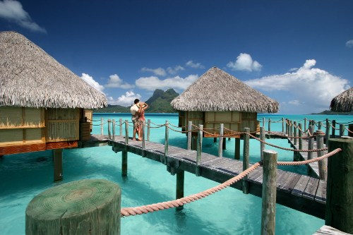 Bora bora weddings packages destination weddings still theres plenty to explore on land during a bora bora getaway whether you hike extinct volcanoes or shop for pearls in town junglespirit Choice Image