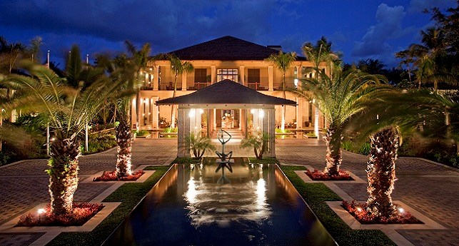 Of A Caribbean Coconut Plantation Nestled Between Lush National Forest And The Sparkling Sea At One Most Luxurious Resorts In Puerto Rico