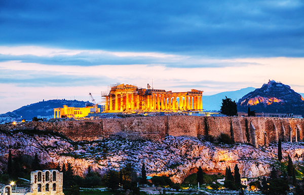 Destination Weddings In Athens Provide You Access To Interesting Neighborhoods With Bustling Markets Quaint Cafes And Great Ping