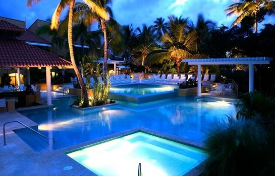 Located In Beautiful Humacao Puerto Rico Wyndham Garden At Palmas Del Mar Is A Premier Hotel Within The Deluxe Resort Community Of That