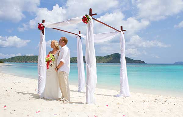 Top 5 Wonderful Beach Wedding Destinations