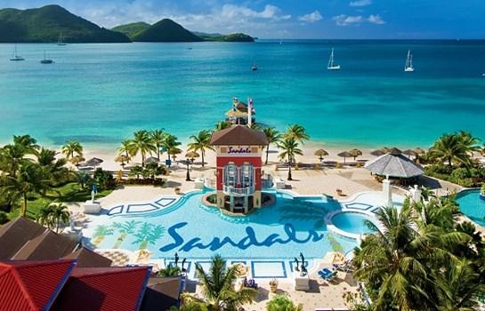 Sandals Grande St Lucian Wedding Destination Weddings