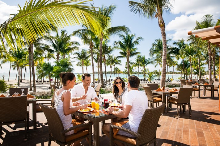 Premium Level Accommodations Feature Spectacular Views Unlimited Access To Specialty Restaurantore Live Up More At Barceló Maya Beach Caribe