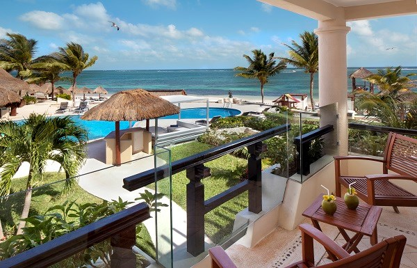 Azul Beach Resort Riviera Maya By Karisma Is A Family Friendly Boutique Style Property Located On Gorgeous 20 Minutes From Cancun International