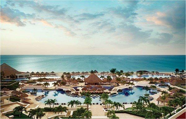 Moon Palace Resort Cancun Wedding Packages Destination Weddings