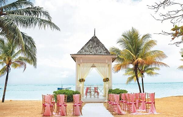 Riu Ocho Rios Jamaica Weddings Packages Destination