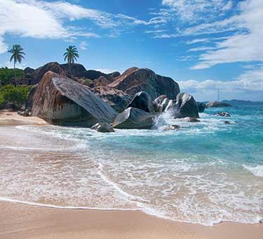 Destination weddings in the virgin islands