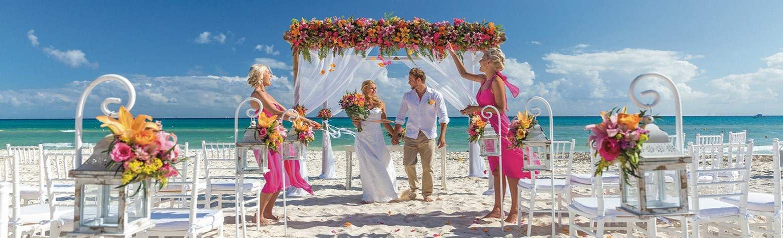 Weddings At Riu Hotels Resorts