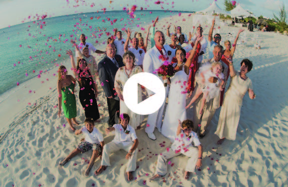 Turks and caicos weddings packages destination weddings alesha andy junglespirit Image collections