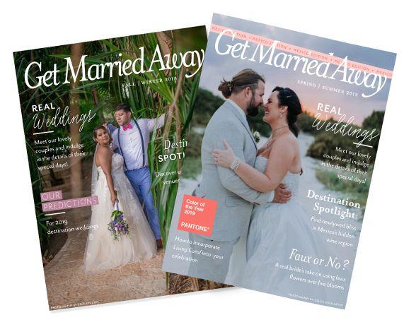 13f12085aef Destination Wedding Magazine