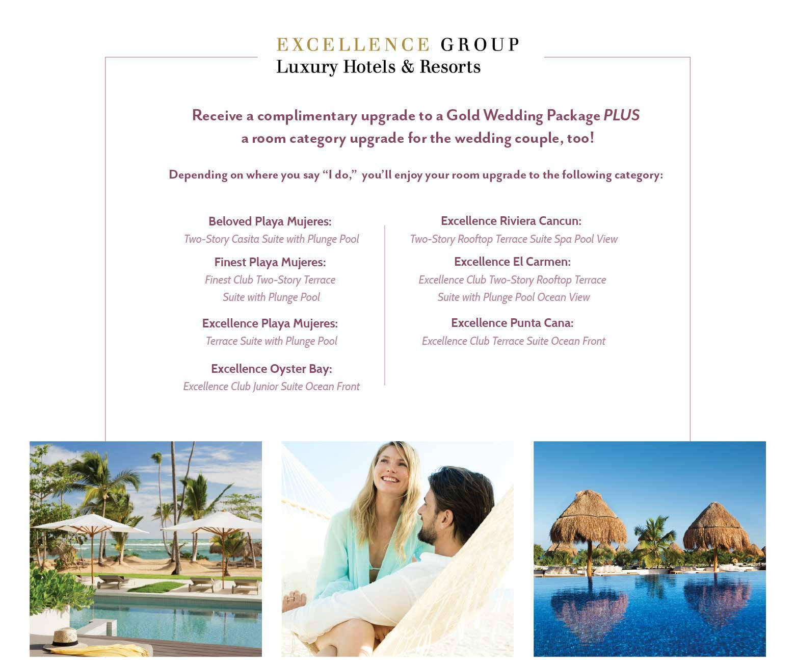 Upgrade Offer By Excellence Groups