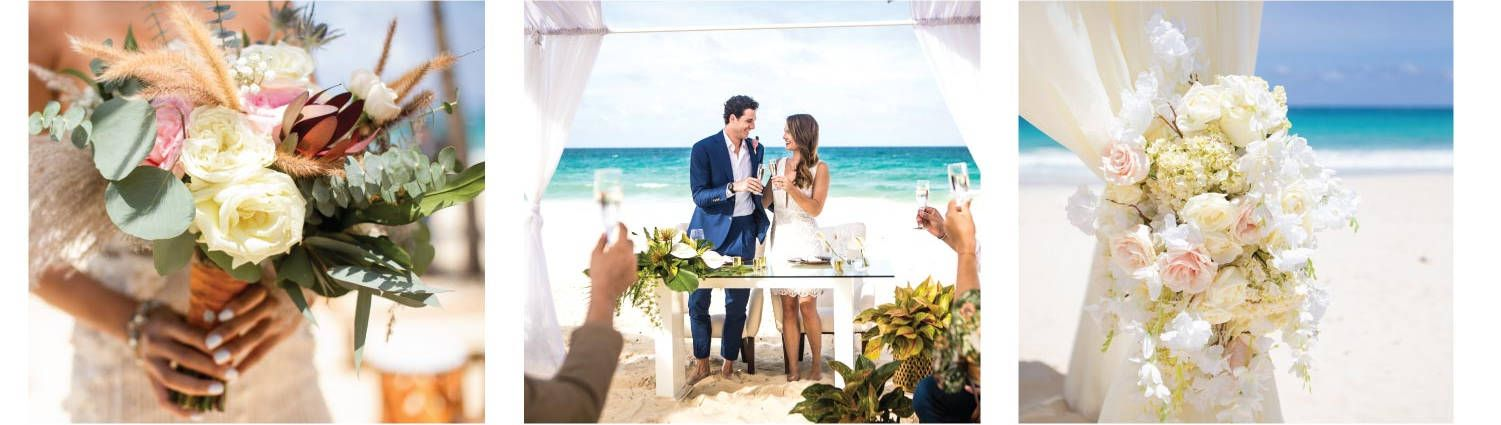 Free Wedding Package in Paradise