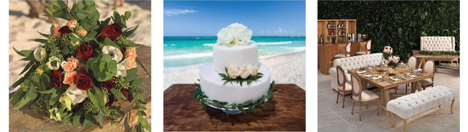 Free Wedding Package at UNICO