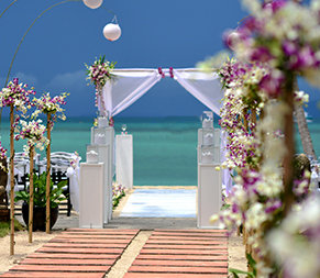 destination weddings can be as lavish or simple as you desire and there are endless options to fit all budgets from a luxurious reception in a ballroom to